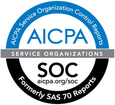 DBO data centers are SSAE 16 Type II certified.
